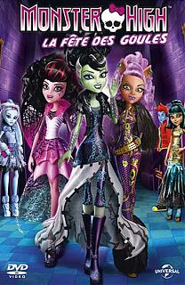 Monster High, la fête des goules FRENCH DVDRIP 2012