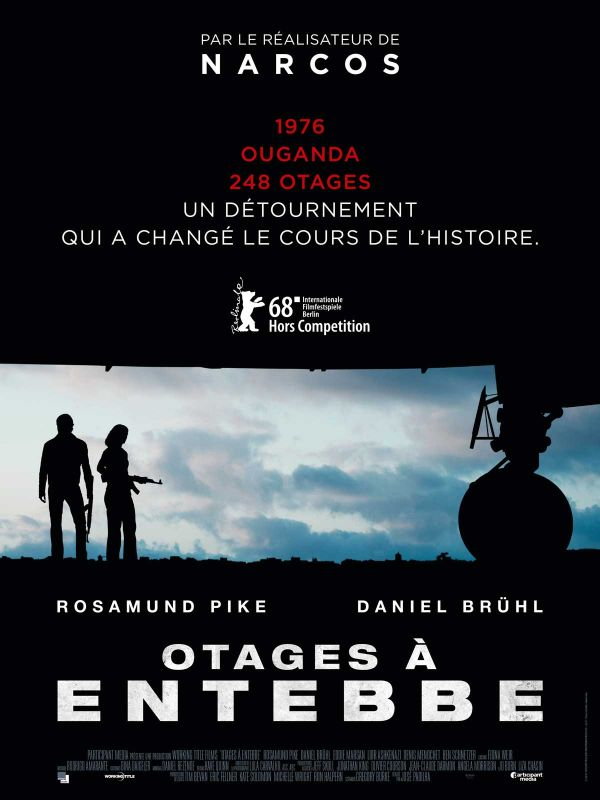 Otages à Entebbe FRENCH BluRay 1080p 2018