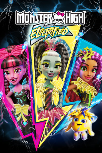 Monster High: Electrified FRENCH DVDRIP 2017