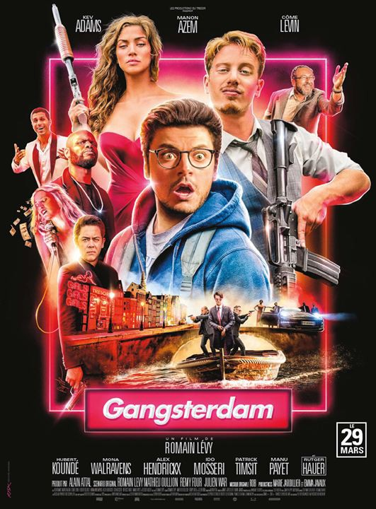Gangsterdam FRENCH DVDRIP 2017