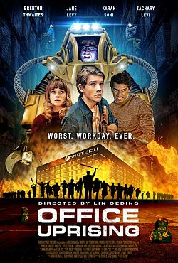Office Uprising TRUEFRENCH BluRay 1080p 2019