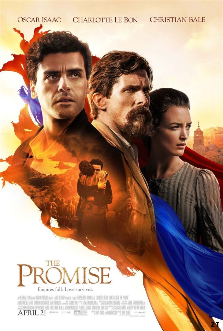 The Promise FRENCH WEBRIP 2017