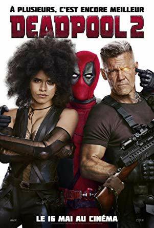 Deadpool 2 VOSTFR WEBRIP 2018