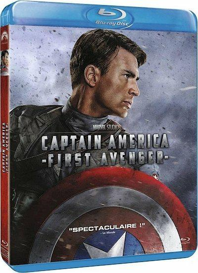 Captain America : First Avenger FRENCH HDlight 1080p 2011