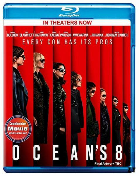 Ocean's 8 FRENCH HDlight 1080p 2018