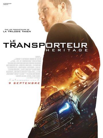 Le Transporteur Héritage FRENCH DVDRIP 2015