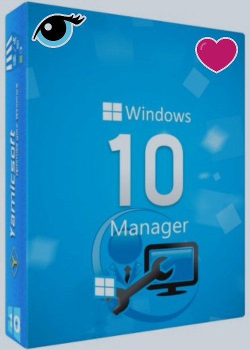 Yamicsoft W10 Manager 3.1.7 Portable
