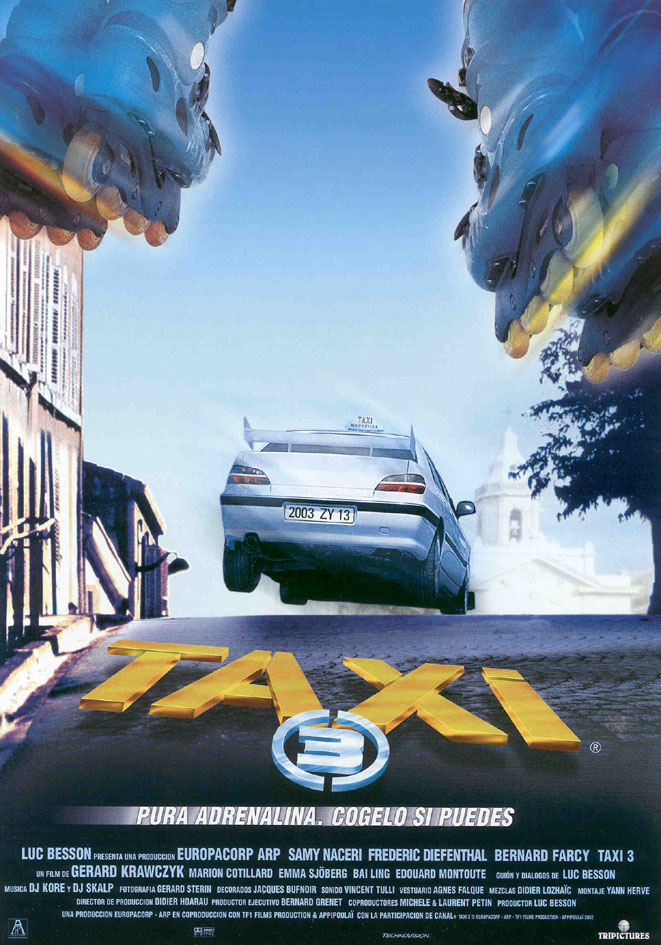 Taxi 3 FRENCH HDlight 1080p 2003