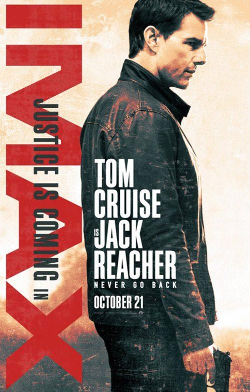 Jack Reacher : Never Go Back FRENCH BluRay 1080p 2016
