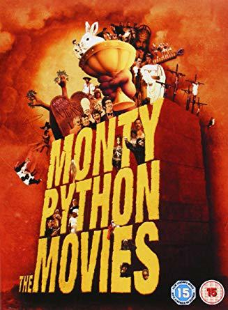 Monty Python (Trilogie) FRENCH HDlight 1080p 1975-1983