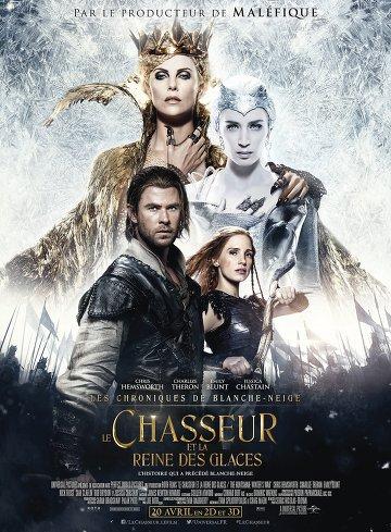 Le Chasseur et la reine des glaces FRENCH DVDRIP x264 2016