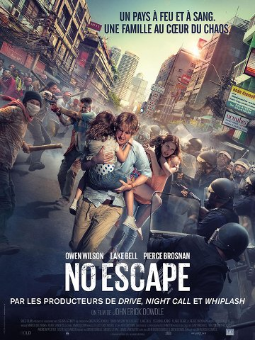 No Escape VOSTFR DVDRIP 2015