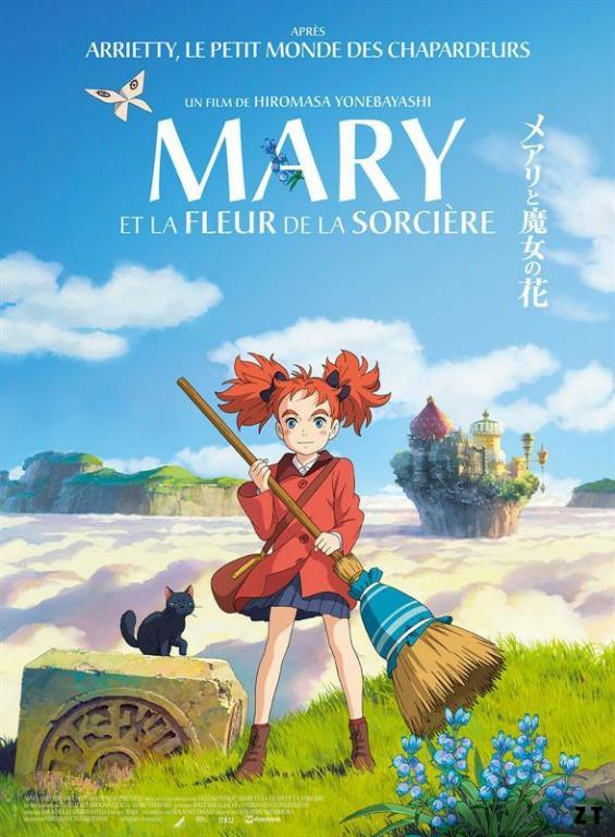 Mary et la fleur de la sorcière FRENCH BluRay 720p 2018