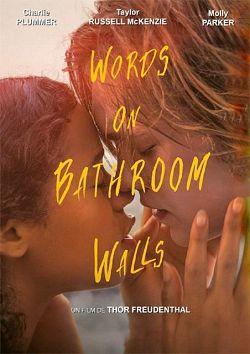 Words On Bathroom Walls FRENCH BluRay 1080p 2021