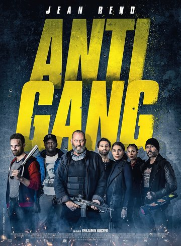 Antigang FRENCH BluRay 720p 2015