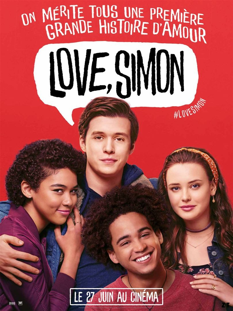 Love, Simon FRENCH WEBRIP 2018