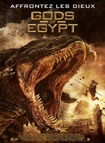 Gods Of Egypt FRENCH BluRay 1080p 2016