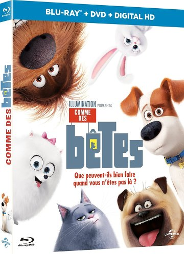 Comme des bêtes FRENCH BluRay 1080p 2016