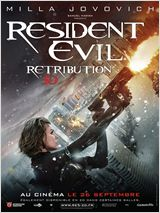 Resident Evil: Retribution FRENCH DVDRIP 2012