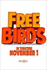 Free Birds FRENCH BluRay 1080p 2014