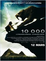 10000 FRENCH DVDRIP 2008