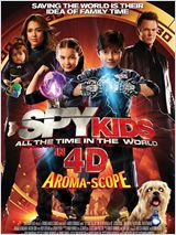 Spy Kids 4: All the Time in the World FRENCH DVDRIP 2011