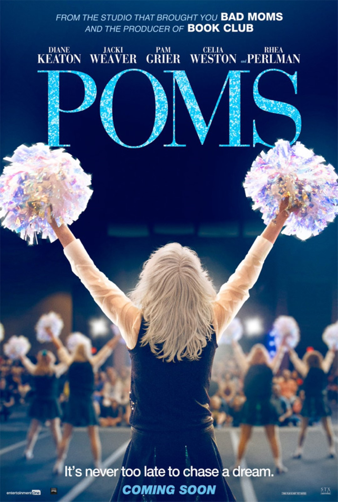 Pom-pom Ladies FRENCH WEBRIP 2019