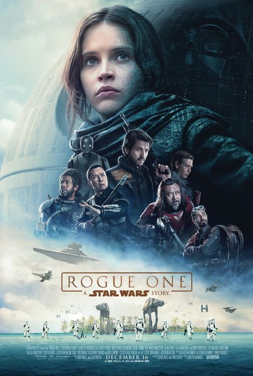 Rogue One: A Star Wars Story FRENCH BluRay 1080p 2016