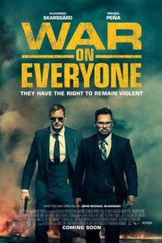 War on Everyone VO DVDRIP x264 2017