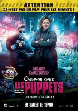 Carnage chez les Puppets TRUEFRENCH DVDRIP 2018