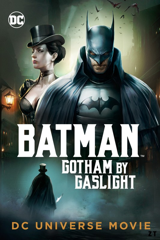 Batman: Gotham by Gaslight FRENCH HDlight 720p 2018