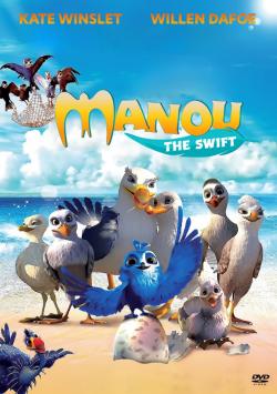 Manou, à l'école des goélands FRENCH BluRay 720p 2019