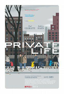 Private Life FRENCH WEBRIP 1080p 2018