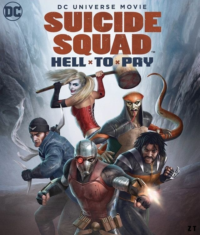 Suicide Squad : Hell To Pay FRENCH DVDRIP 2018