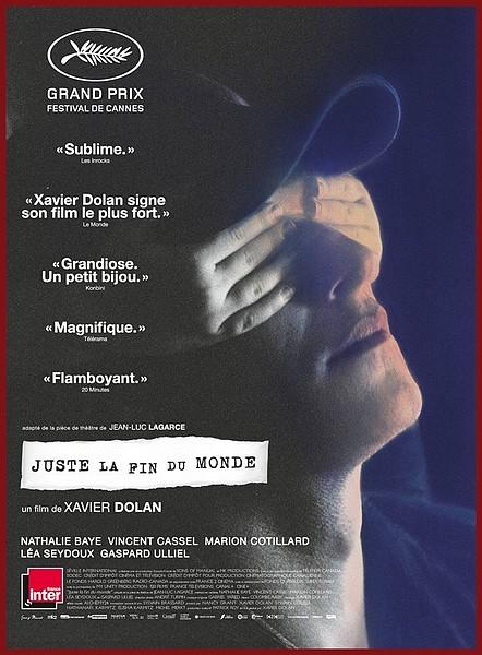 Juste La Fin Du Monde FRENCH DVDRIP 2017