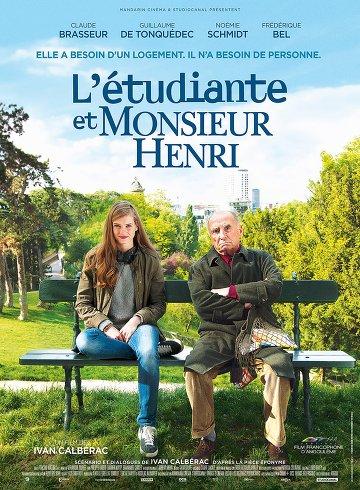 L'Etudiante et Monsieur Henri FRENCH DVDRIP 2015