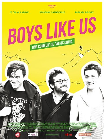 Boys Like Us FRENCH DVDRIP x264 2015