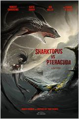 Sharktopus vs. Pteracuda FRENCH DVDRIP 2015