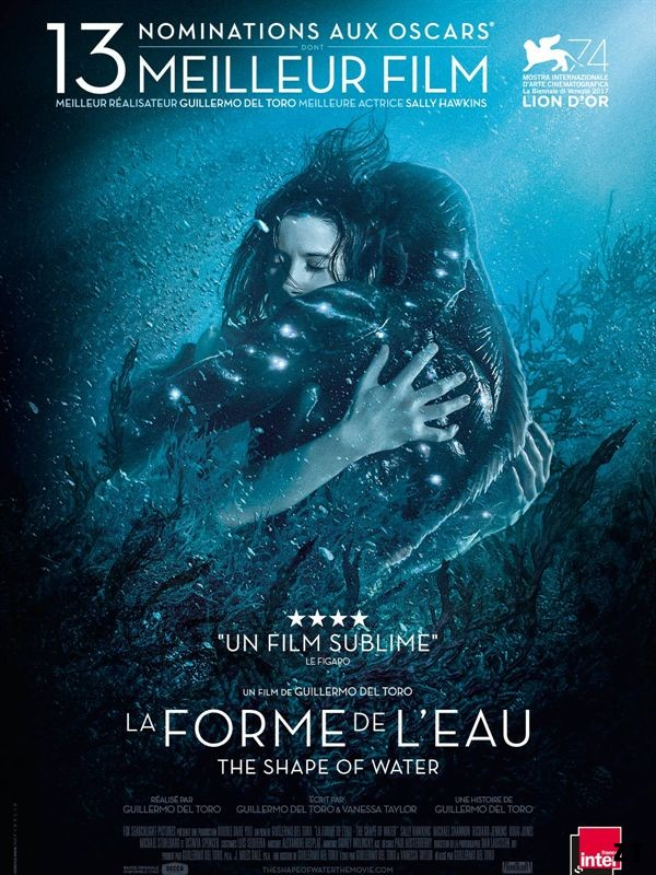 La Forme de l'eau - The Shape of Water FRENCH WEBRIP 1080p 2018