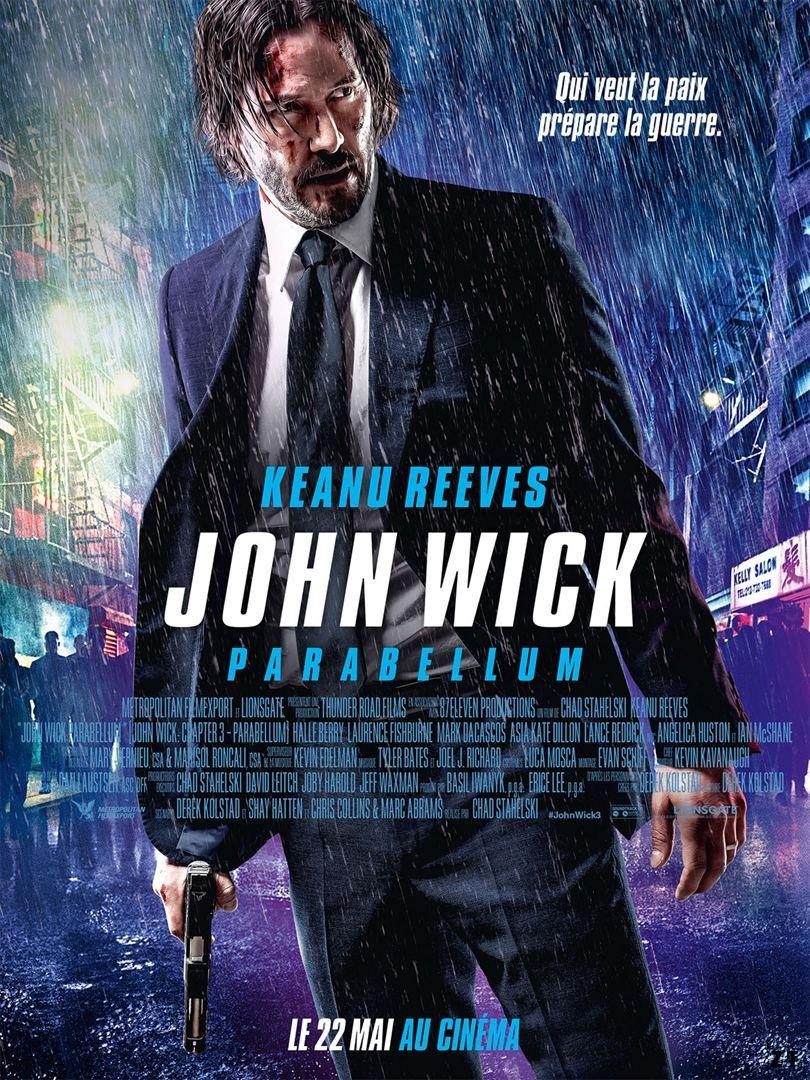 John Wick Parabellum TRUEFRENCH TS MD 2019