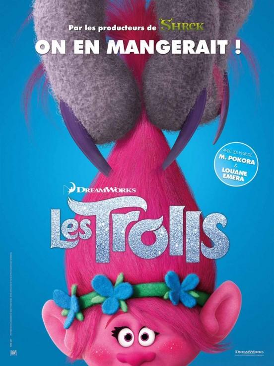 Les Trolls FRENCH DVDRIP x264 2016