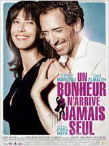 Un bonheur n'arrive jamais seul FRENCH DVDRIP 2012