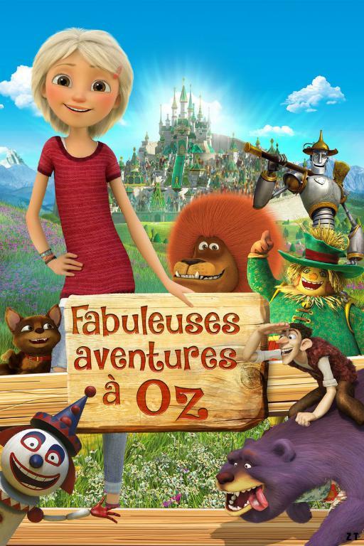 Fabuleuses aventures à Oz TRUEFRENCH WEB-DL 1080p 2019