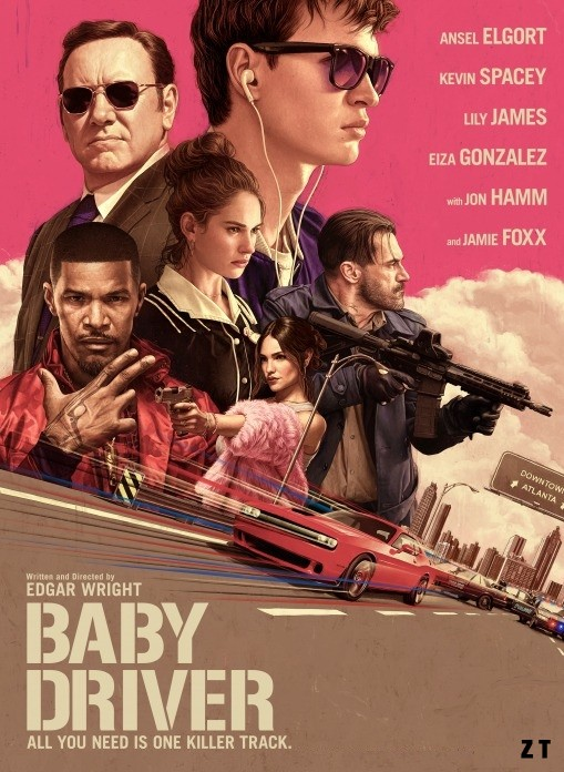 Baby Driver TRUEFRENCH DVDRIP 2017