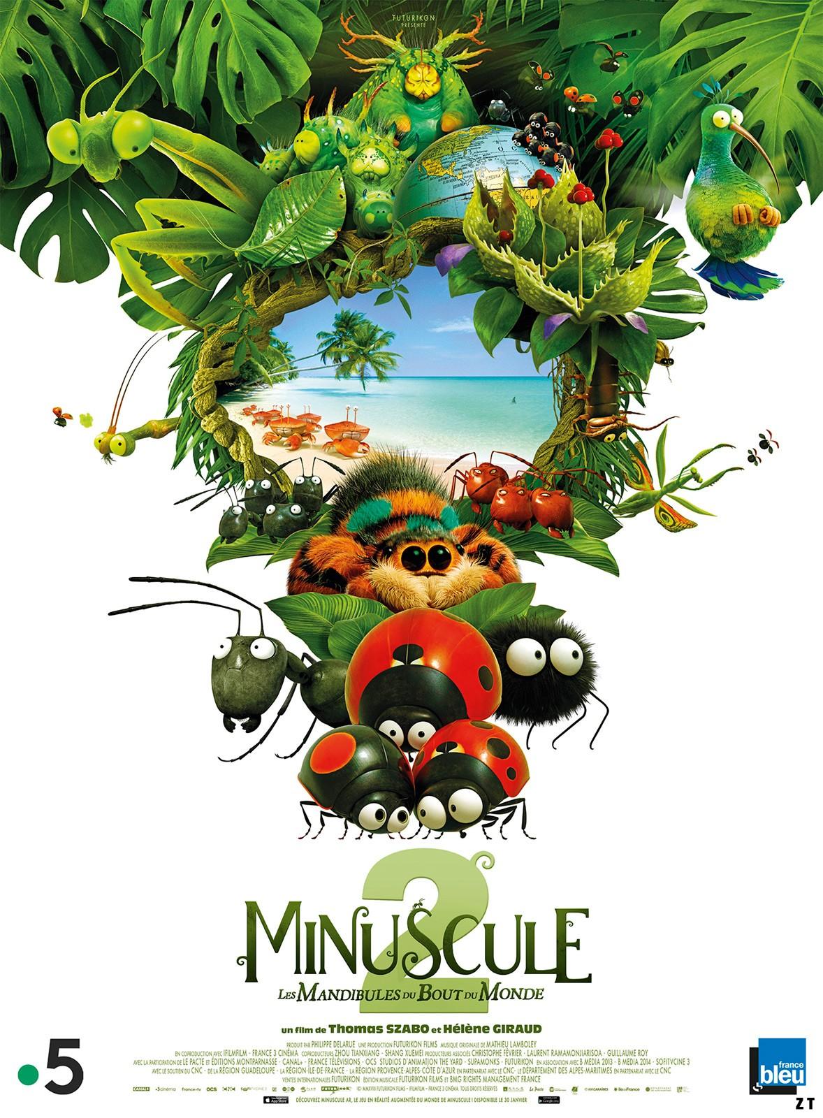 Minuscule 2 - Les Mandibules du Bout du Monde FRENCH BluRay 1080p 2019