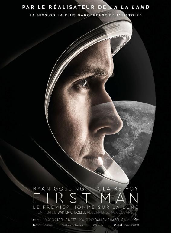 First Man - le premier homme sur la Lune FRENCH WEB-DL 720p 2018