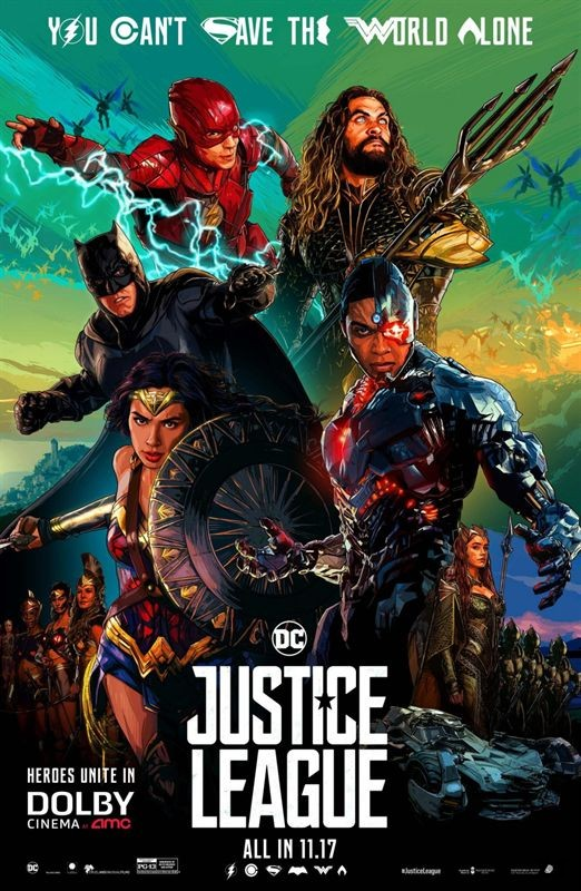 Justice League FRENCH HDlight 1080p 2017