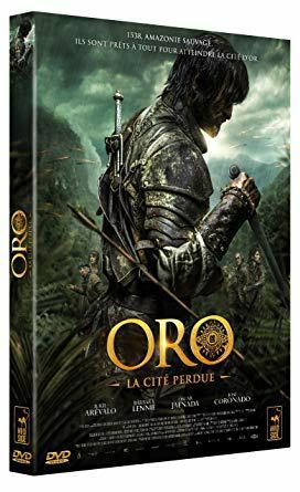 Oro La Cité perdue FRENCH HDlight 1080p 2018