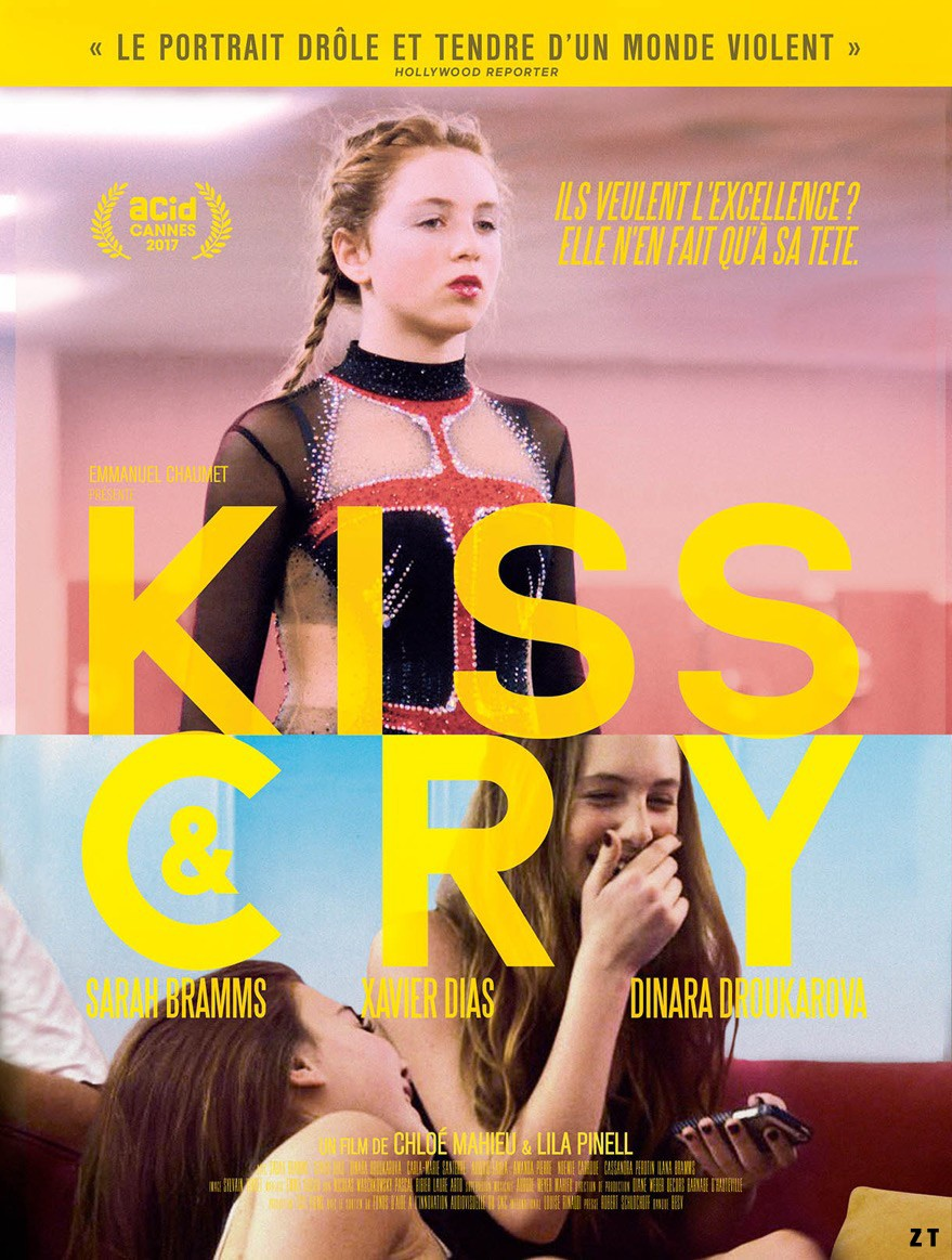 Kiss & Cry FRENCH WEBRIP 2017