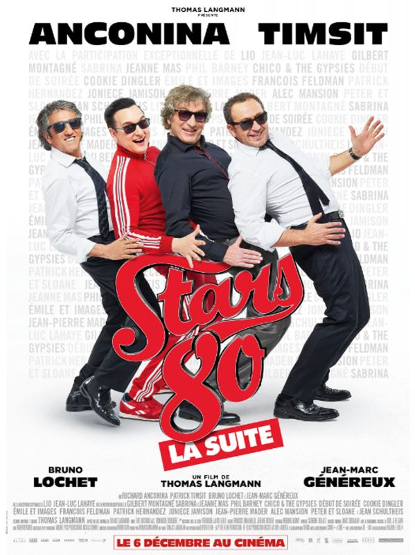 Stars 80, la suite FRENCH DVDRIP 2018